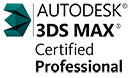 Autodesk 3DS MAX Certified Professional